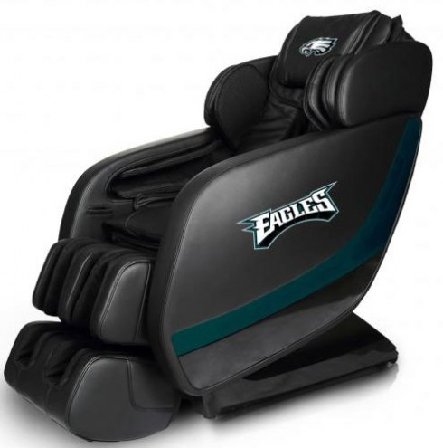 Philadelphia Eagles Professional 3D Massage Chair