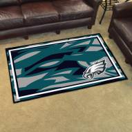 Philadelphia Eagles Quicksnap 4' x 6' Area Rug
