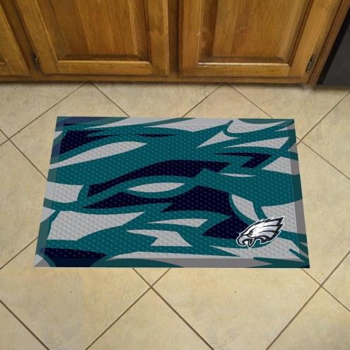 Philadelphia Eagles Quicksnap Scraper Door Mat