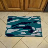 Philadelphia Eagles Quicksnap Scraper Door Mat
