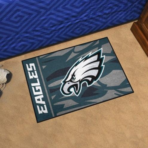 Philadelphia Eagles Quicksnap Starter Rug