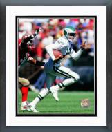 Philadelphia Eagles Randall Cunningham 1994 Action Framed Photo