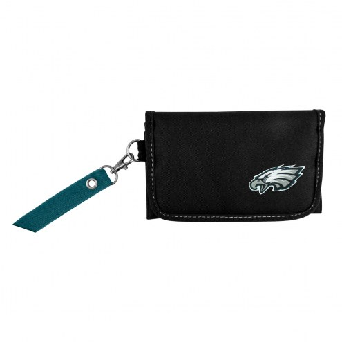 Philadelphia Eagles Ribbon Organizer Wallet