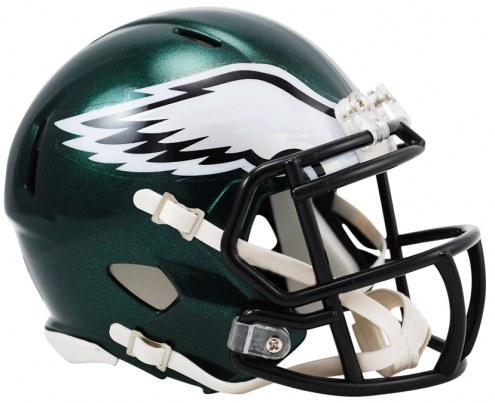 Philadelphia Eagles Riddell Speed Mini Collectible Football Helmet