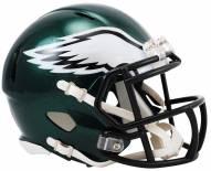 Philadelphia Eagles Riddell Speed Mini Collectible Football Helmet