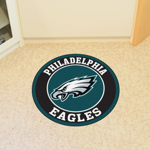 Philadelphia Eagles Rounded Mat