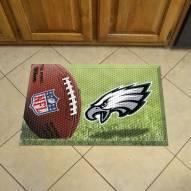 Philadelphia Eagles Scraper Door Mat