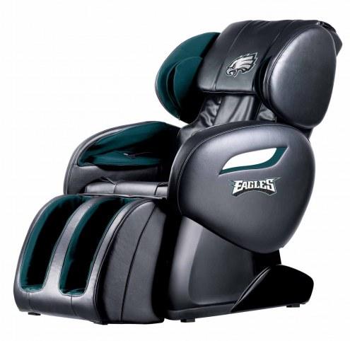 Philadelphia Eagles Shiatsu Zero Gravity Massage Chair