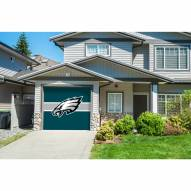 Philadelphia Eagles Single Garage Door Cover