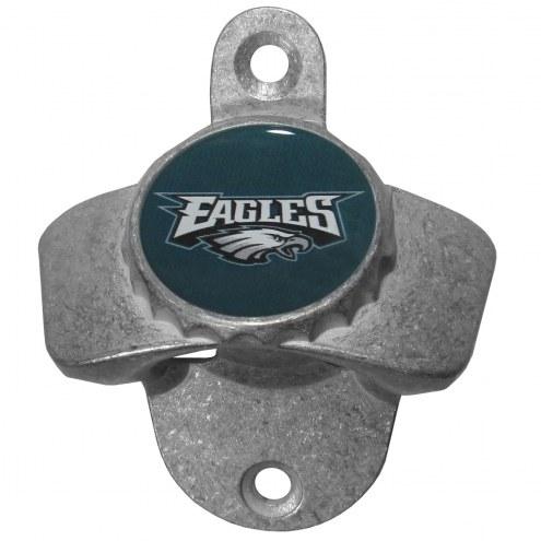 Philadelphia Eagles Wall Mounted Bottle Opener