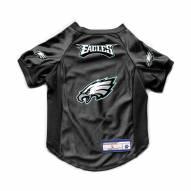 Philadelphia Eagles Stretch Dog Jersey