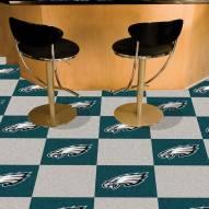Philadelphia Eagles Team Carpet Tiles