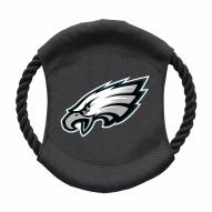 Philadelphia Eagles Team Frisbee Dog Toy