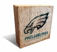 Philadelphia Eagles Team Logo Block