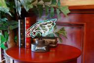 Philadelphia Eagles Team Logo Neon Lamp