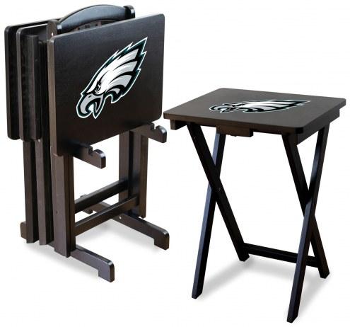 Philadelphia Eagles TV Trays - Set of 4