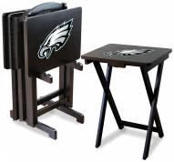 Philadelphia Eagles TV Trays - Set of 4