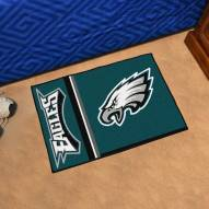 Philadelphia Eagles Uniform Inspired Starter Rug