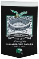 Philadelphia Eagles Veterans Stadium Banner