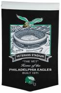 Philadelphia Eagles Veterans Stadium Banner