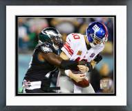 Philadelphia Eagles Vinny Curry Action Framed Photo