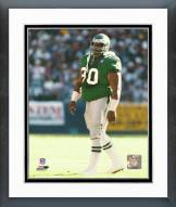Philadelphia Eagles William Perry Action Framed Photo