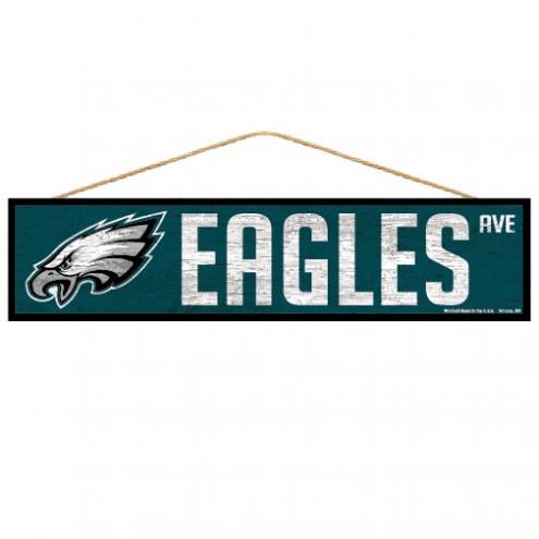 Philadelphia Eagles Wood Avenue Sign