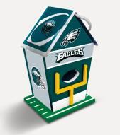 Philadelphia Eagles Wood Birdhouse