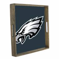 Philadelphia Eagles Wooden Tray