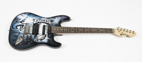 Philadelphia Eagles Woodrow Northender Electric Guitar