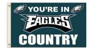 """Philadelphia Eagles """"You're In Eagles Country"""" Flag"""