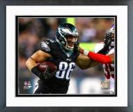 Philadelphia Eagles Zach Ertz Action Framed Photo