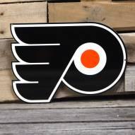 "Philadelphia Flyers 12"" Steel Logo Sign"