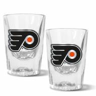 Philadelphia Flyers 2 oz. Prism Shot Glass Set