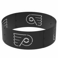"Philadelphia Flyers 36"" Round Steel Fire Ring"
