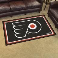 Philadelphia Flyers 4' x 6' Area Rug