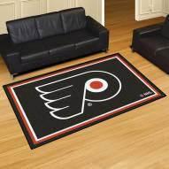 Philadelphia Flyers 5' x 8' Area Rug
