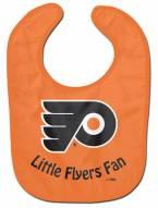 Philadelphia Flyers All Pro Little Fan Baby Bib