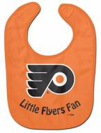 Philadelphia Flyers All Pro Little Fan Baby Bib