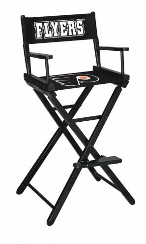Philadelphia Flyers Bar Height Director's Chair