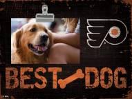 Philadelphia Flyers Best Dog Clip Frame