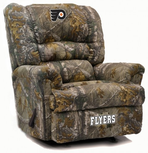 Philadelphia Flyers Big Daddy Camo Recliner
