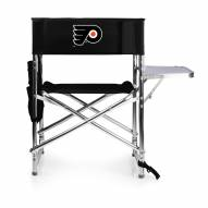 Philadelphia Flyers Black Sports Folding Chair