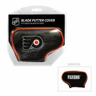 Philadelphia Flyers Blade Putter Headcover