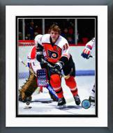 Philadelphia Flyers Bobby Clarke Action Framed Photo