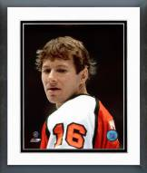 Philadelphia Flyers Bobby Clarke Portrait Framed Photo