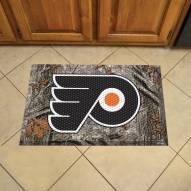 Philadelphia Flyers Camo Scraper Door Mat