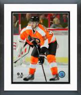 Philadelphia Flyers Carlo Colaiacovo Action Framed Photo