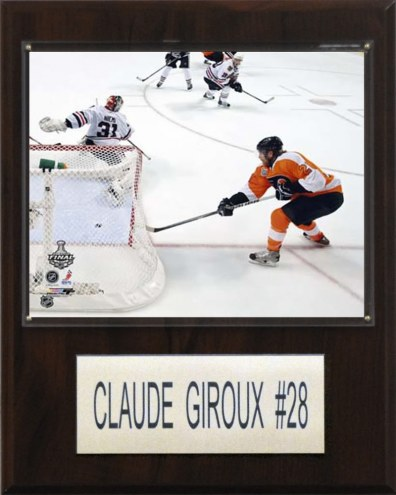 "Philadelphia Flyers Claude Giroux 12"" x 15"" Player Plaque"