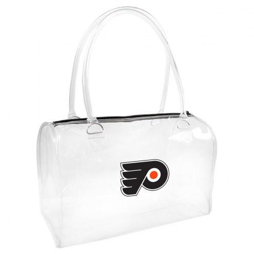 Philadelphia Flyers Clear Bowler